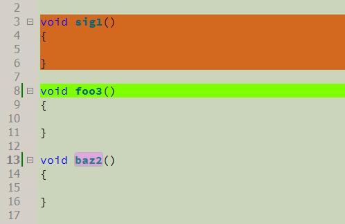 CodeRainbow: интерактивное изучение и документирование кода - 7
