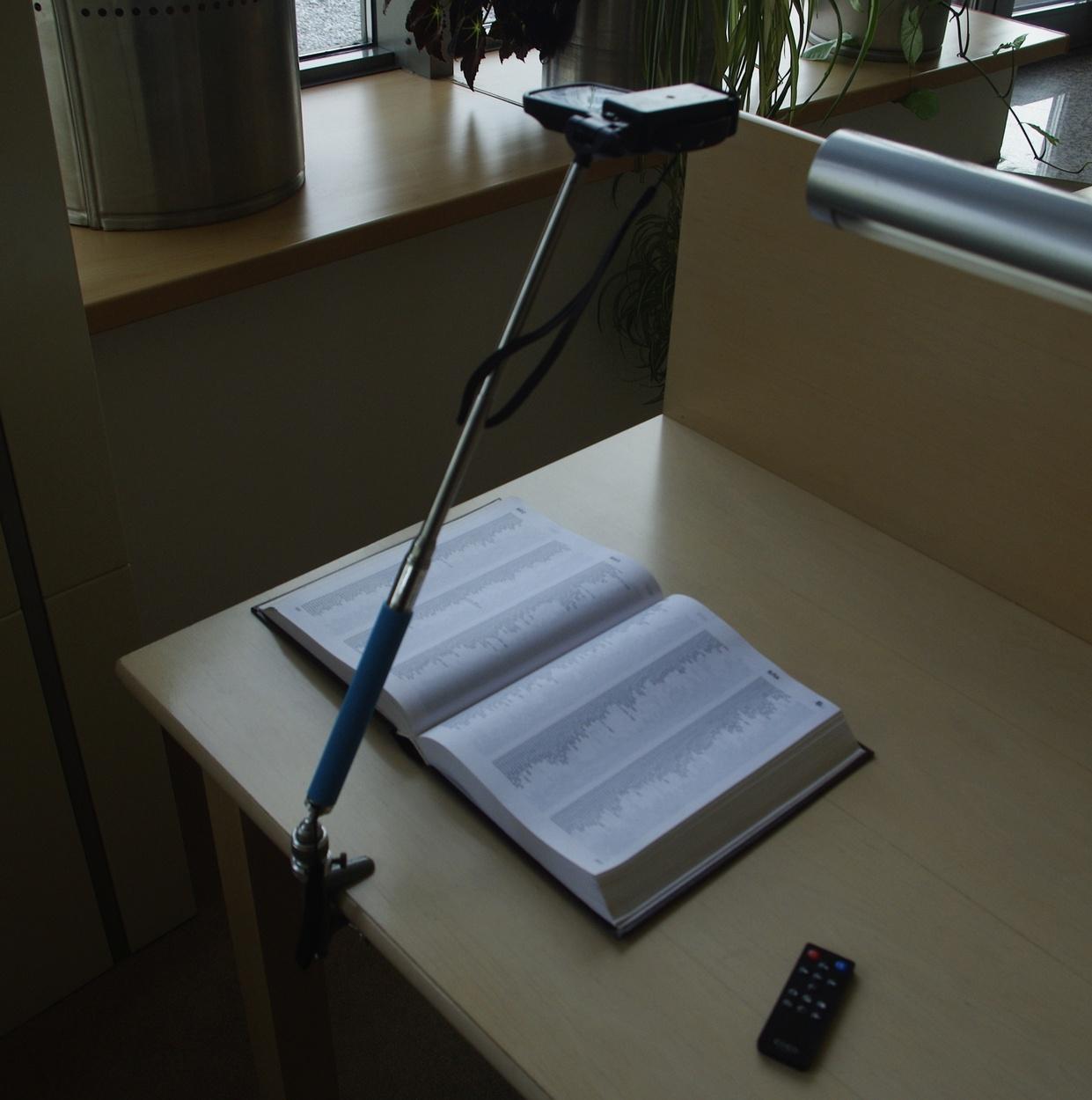 «Цифровое книгопечатание» или мой опыт в мобильной оцифровке книг - 4