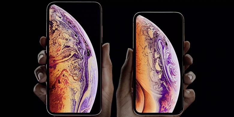 Поклонники Apple одинаково заинтересованы в iPhone XS и XS Max