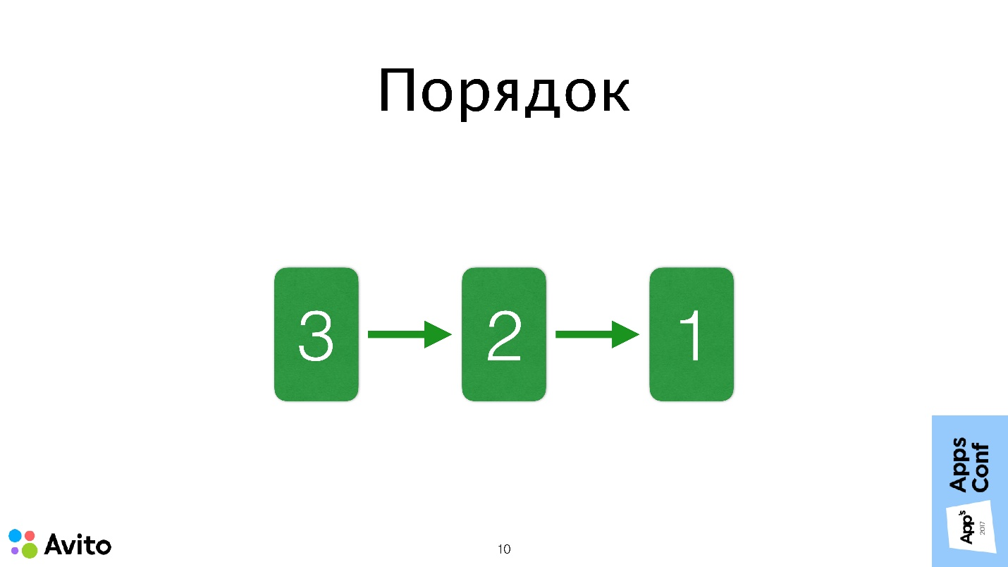 Application Coordinator в iOS приложениях - 7