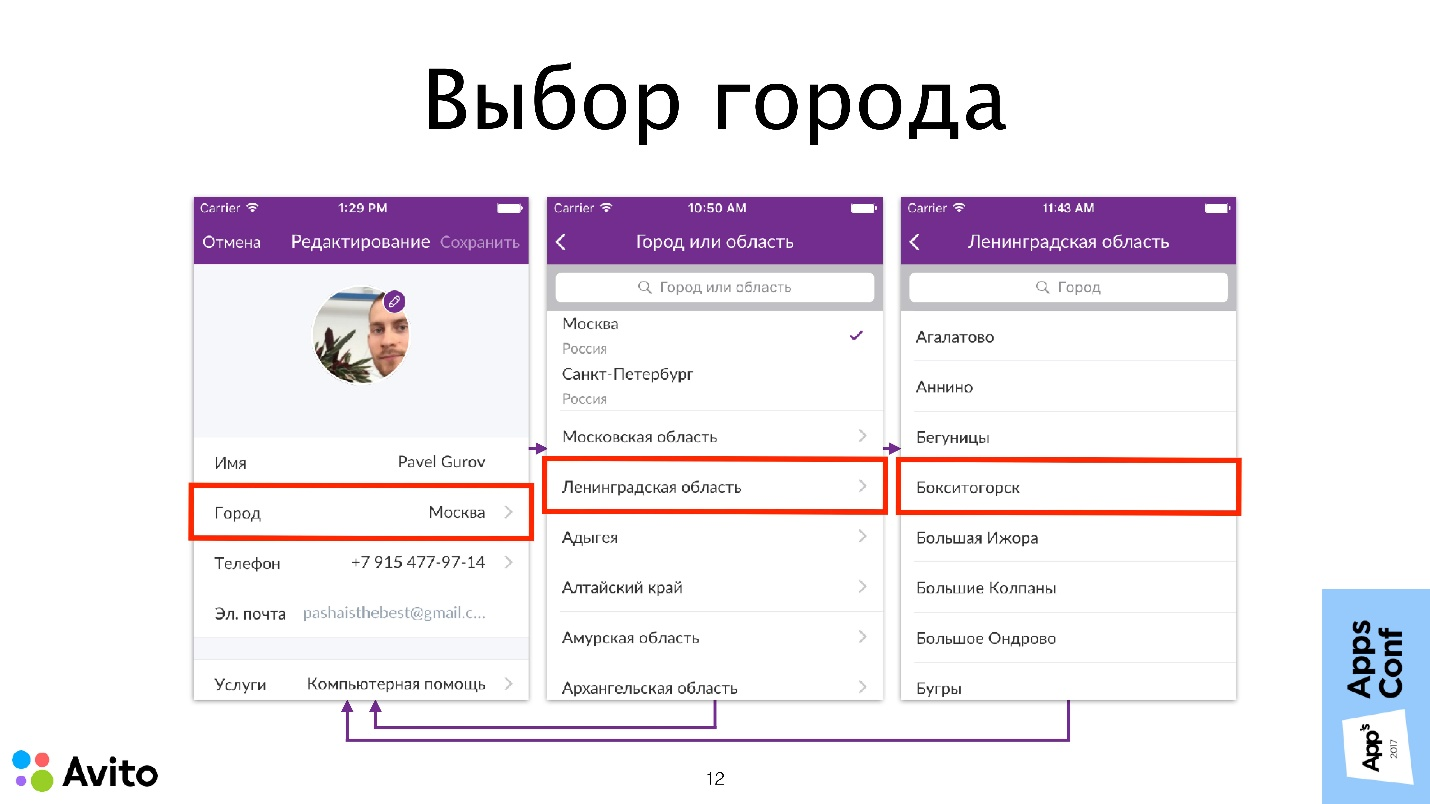 Application Coordinator в iOS приложениях - 9