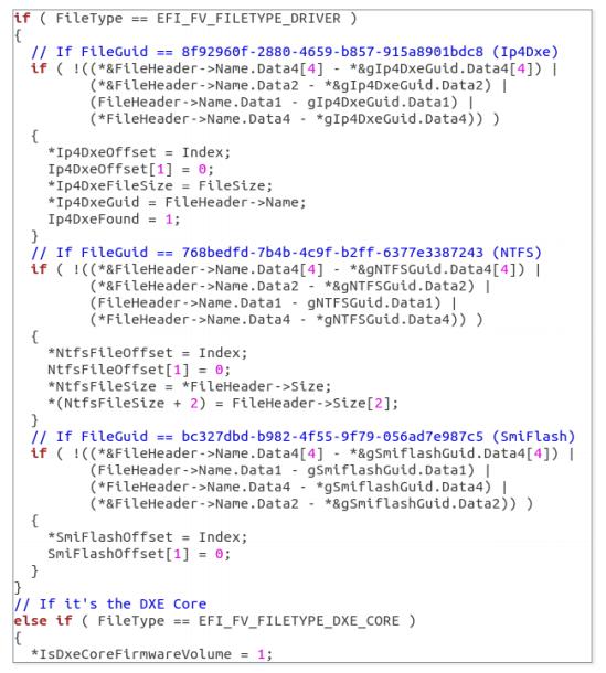 LoJax: первый известный UEFI руткит, используемый во вредоносной кампании - 11