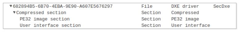 LoJax: первый известный UEFI руткит, используемый во вредоносной кампании - 12
