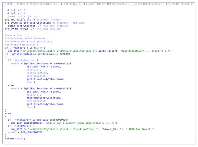 LoJax: первый известный UEFI руткит, используемый во вредоносной кампании - 16