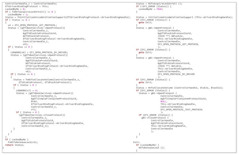 LoJax: первый известный UEFI руткит, используемый во вредоносной кампании - 18