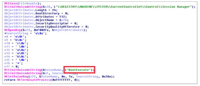 LoJax: первый известный UEFI руткит, используемый во вредоносной кампании - 20