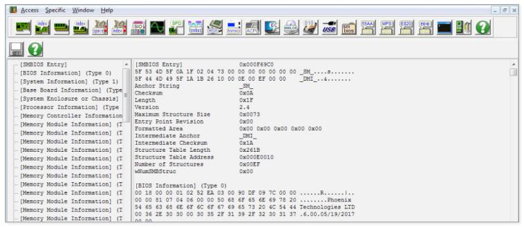 LoJax: первый известный UEFI руткит, используемый во вредоносной кампании - 8