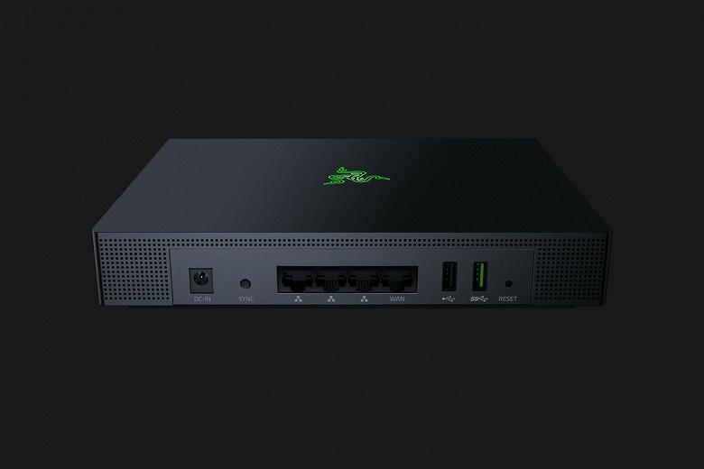 Razer представила «самый быстрый» роутер для геймеров