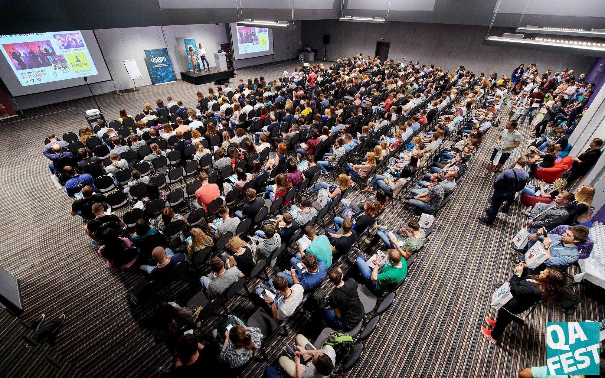 QA Fest 2018: обзор главной QA-конференции Украины - 1