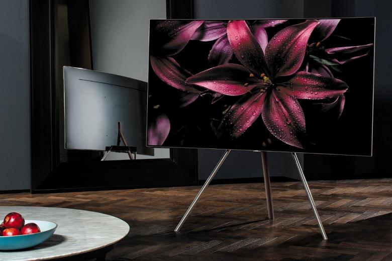 Samsung уверенно лидирует в сегменте дорогих телевизоров в США