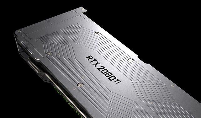 Выход 3D-карты Nvidia GeForce RTX 2080 Ti серьезно задерживается