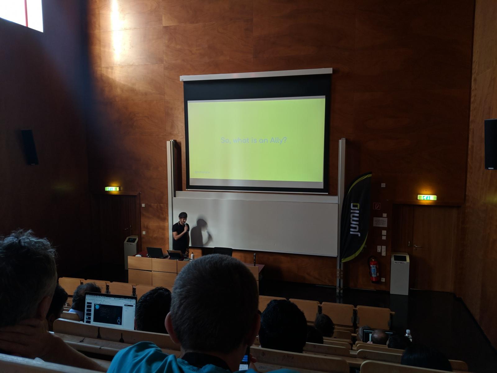 Обзор конференции droidcon Vienna - 17