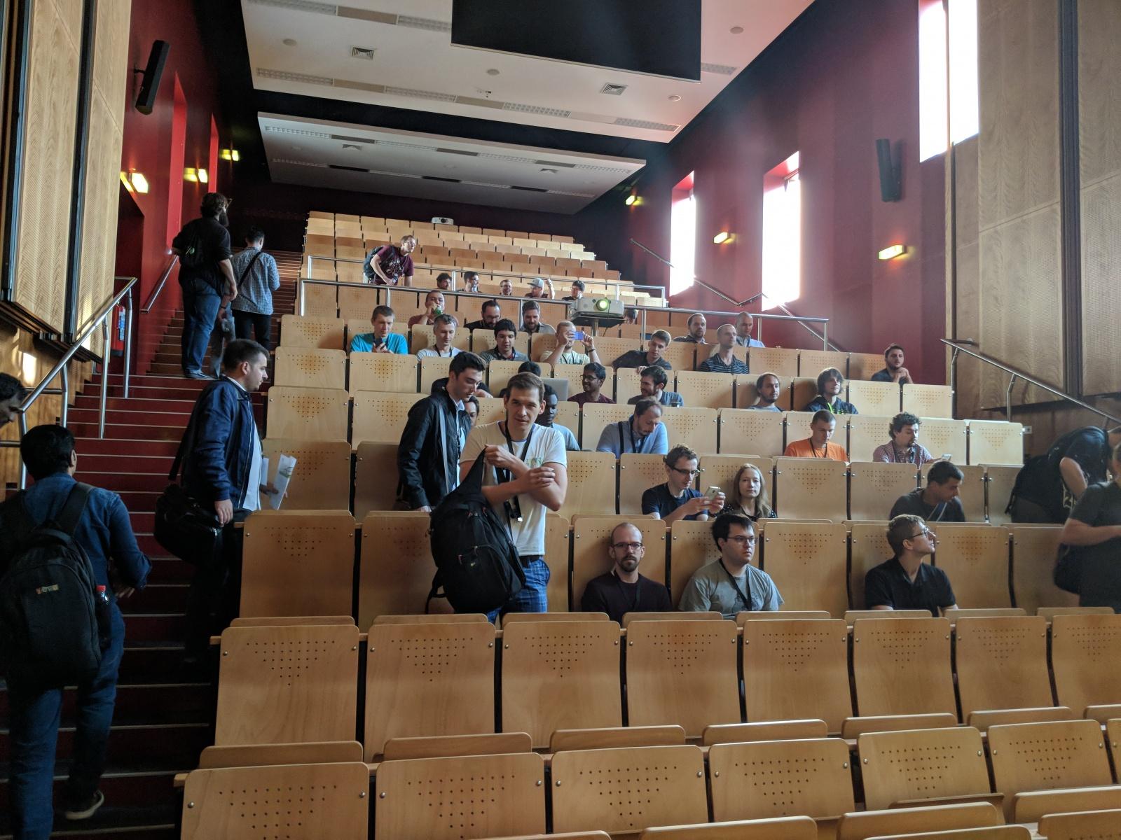 Обзор конференции droidcon Vienna - 5