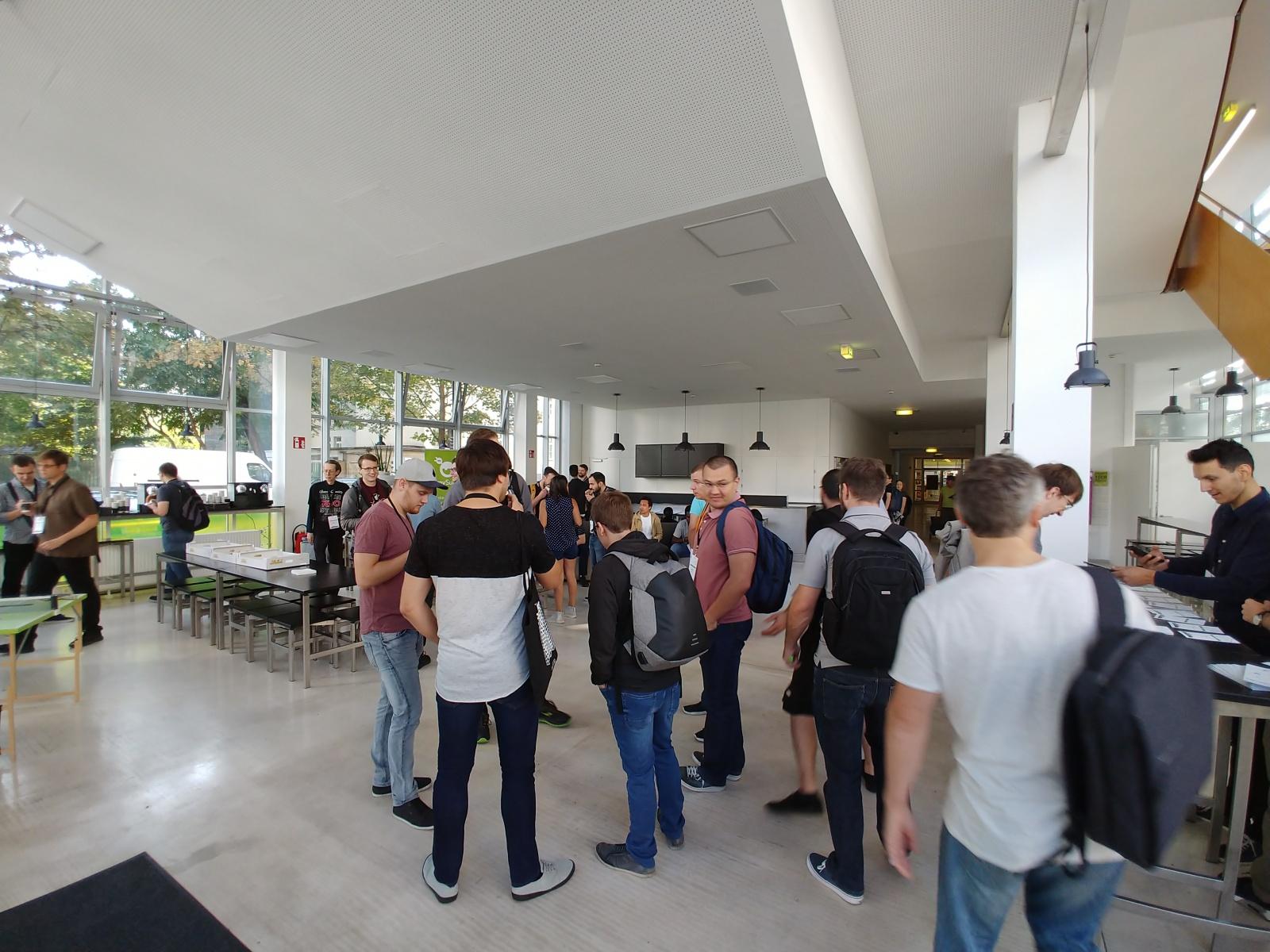 Обзор конференции droidcon Vienna - 9