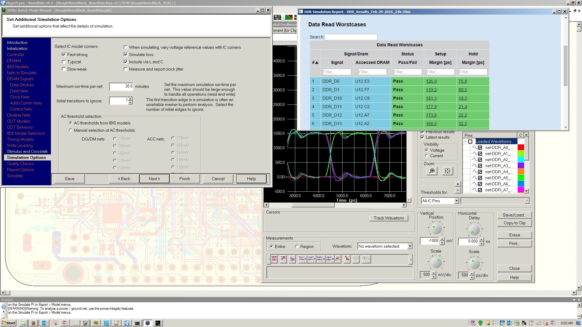 DDR SDRAM – особенности проектирования и обеспечения целостности сигнала - 3