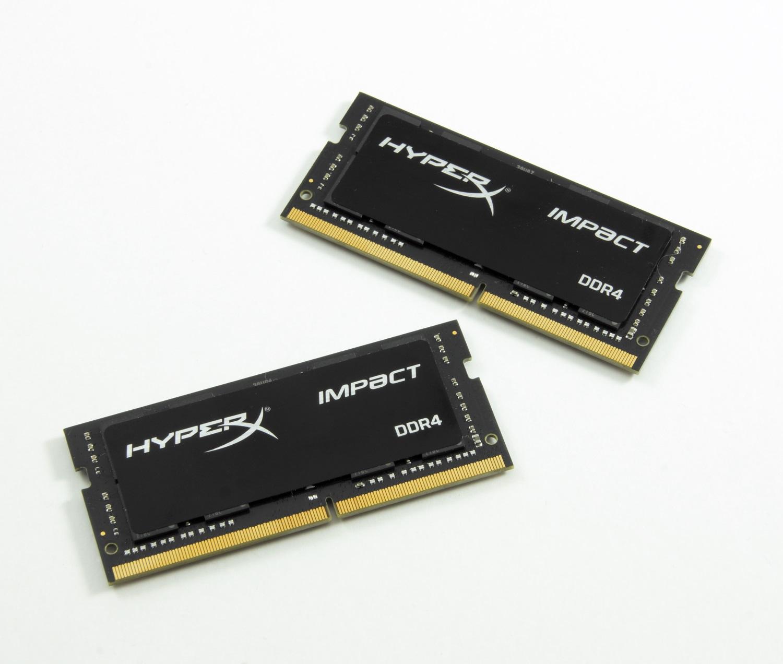 HyperX Impact DDR4 — SO-DIMM, который смог! Или для чего в ноутбуке 64 ГБ памяти с частотой 3200 МГц? - 2