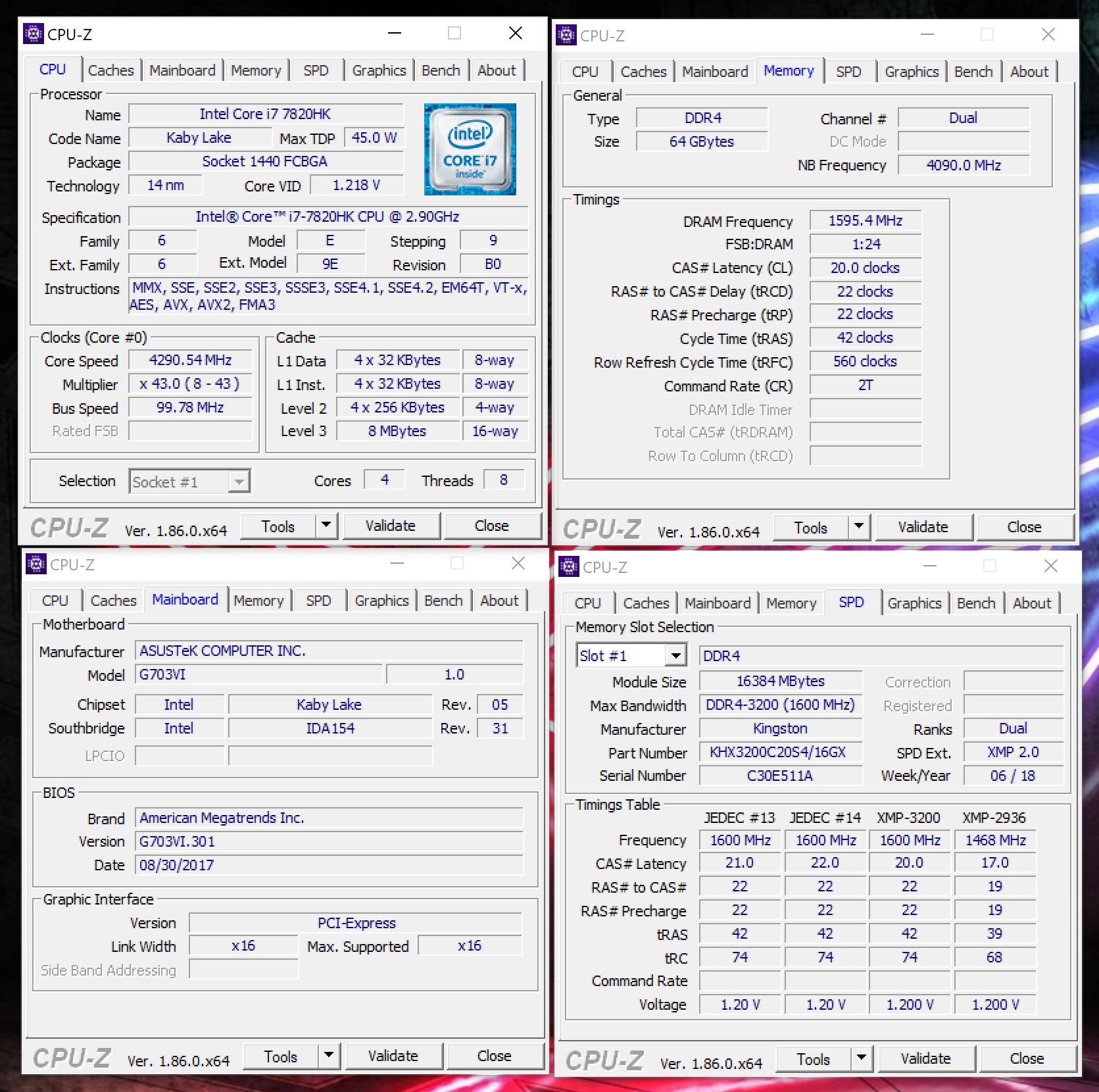 HyperX Impact DDR4 — SO-DIMM, который смог! Или для чего в ноутбуке 64 ГБ памяти с частотой 3200 МГц? - 4