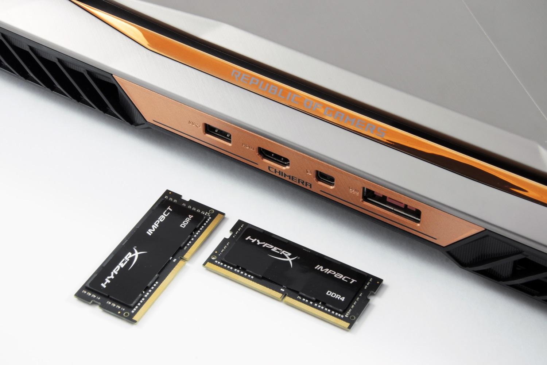 HyperX Impact DDR4 — SO-DIMM, который смог! Или для чего в ноутбуке 64 ГБ памяти с частотой 3200 МГц? - 1