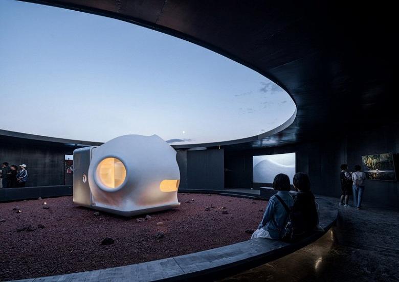 Xiaomi показала прототип дома для жизни на Марсе