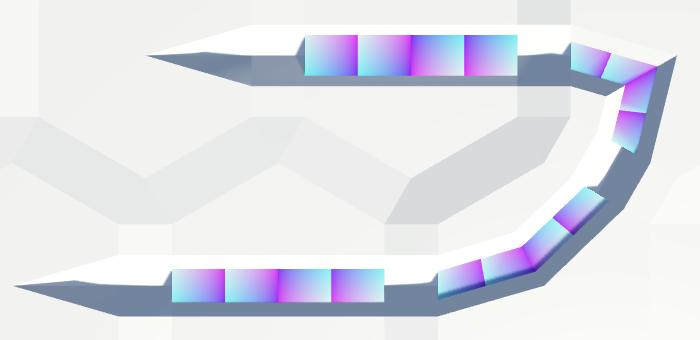 Карты из шестиугольников в Unity: неровности, реки и дороги - 106