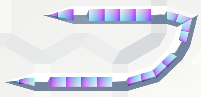 Карты из шестиугольников в Unity: неровности, реки и дороги - 108