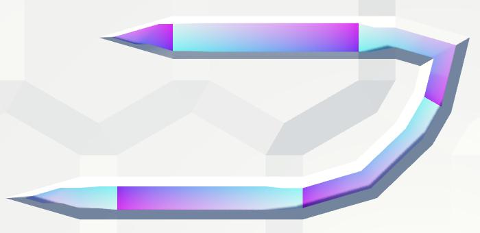 Карты из шестиугольников в Unity: неровности, реки и дороги - 112