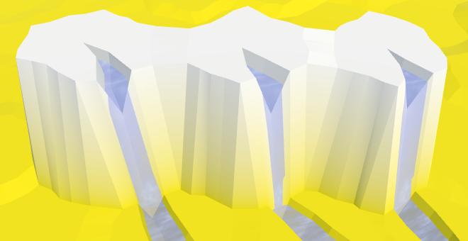 Карты из шестиугольников в Unity: неровности, реки и дороги - 121