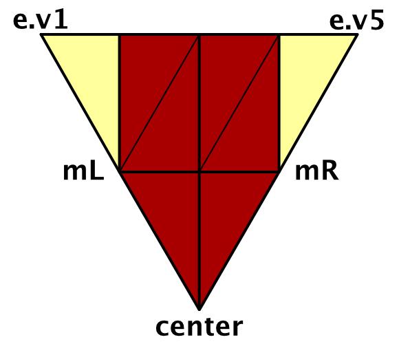 Карты из шестиугольников в Unity: неровности, реки и дороги - 135