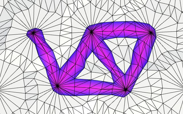 Карты из шестиугольников в Unity: неровности, реки и дороги - 139