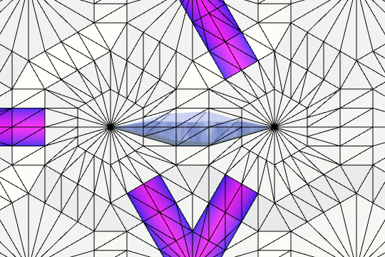 Карты из шестиугольников в Unity: неровности, реки и дороги - 141