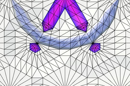 Карты из шестиугольников в Unity: неровности, реки и дороги - 154