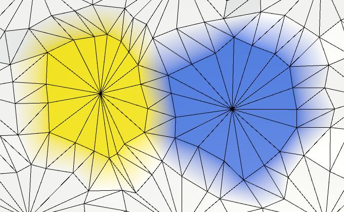 Карты из шестиугольников в Unity: неровности, реки и дороги - 22