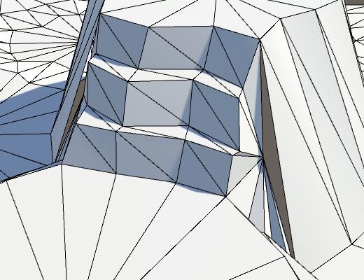 Карты из шестиугольников в Unity: неровности, реки и дороги - 24