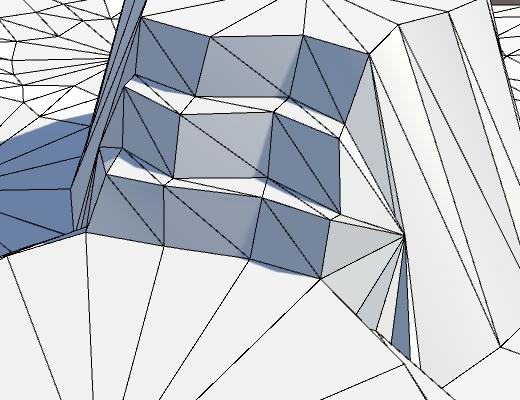 Карты из шестиугольников в Unity: неровности, реки и дороги - 25