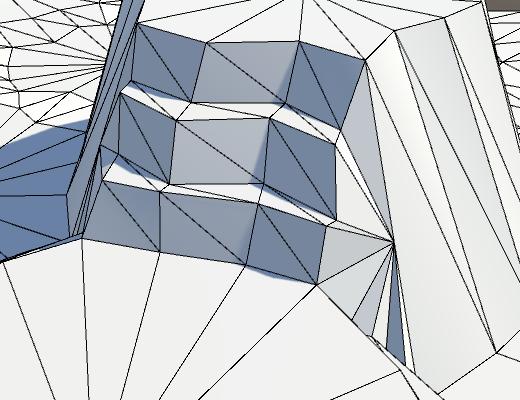 Карты из шестиугольников в Unity: неровности, реки и дороги - 26