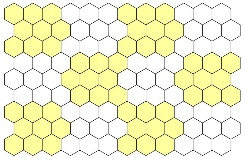 Карты из шестиугольников в Unity: неровности, реки и дороги - 36