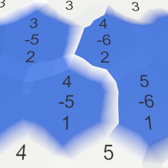 Карты из шестиугольников в Unity: неровности, реки и дороги - 45