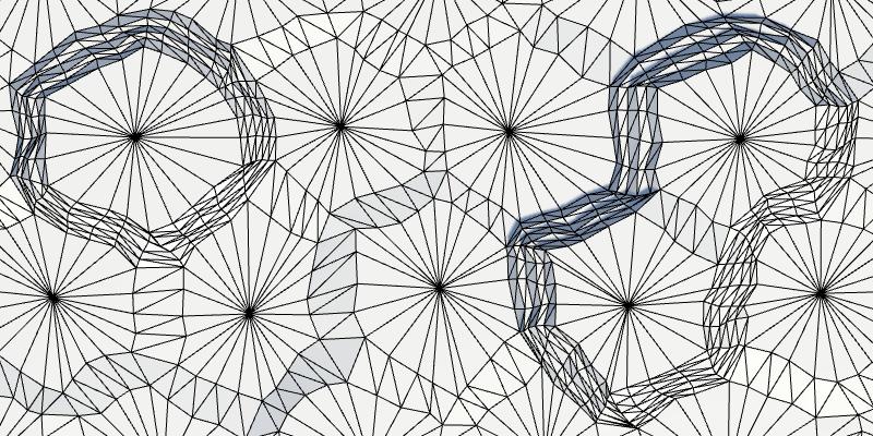 Карты из шестиугольников в Unity: неровности, реки и дороги - 74