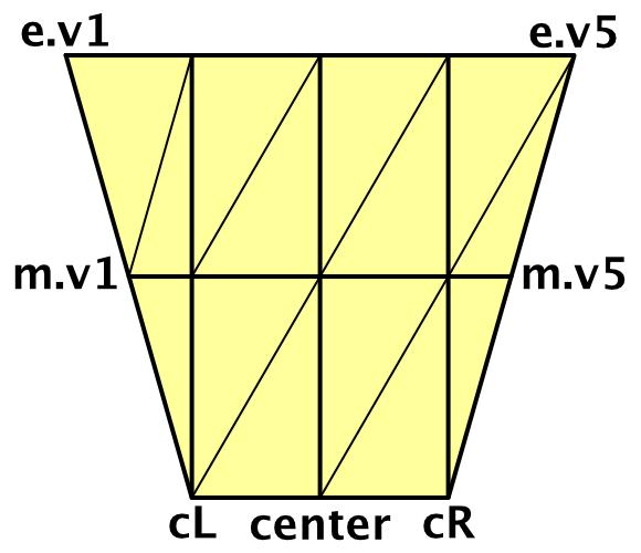 Карты из шестиугольников в Unity: неровности, реки и дороги - 78