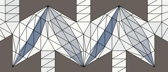 Карты из шестиугольников в Unity: неровности, реки и дороги - 88