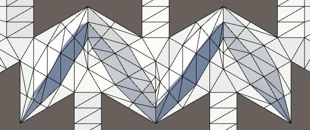 Карты из шестиугольников в Unity: неровности, реки и дороги - 89