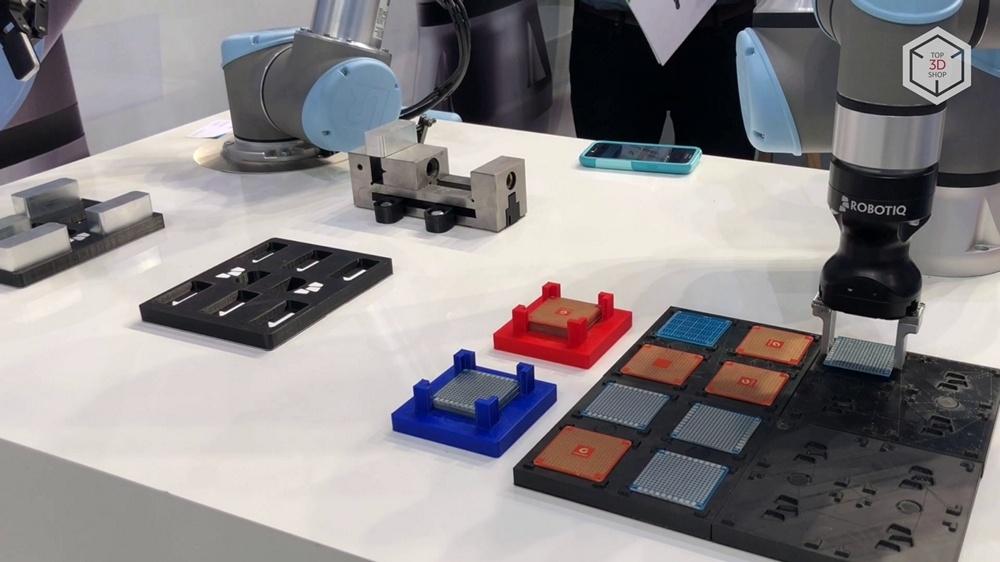 Коллаборативные роботы Universal Robots на выставке IMTS 2018 в Чикаго - 10