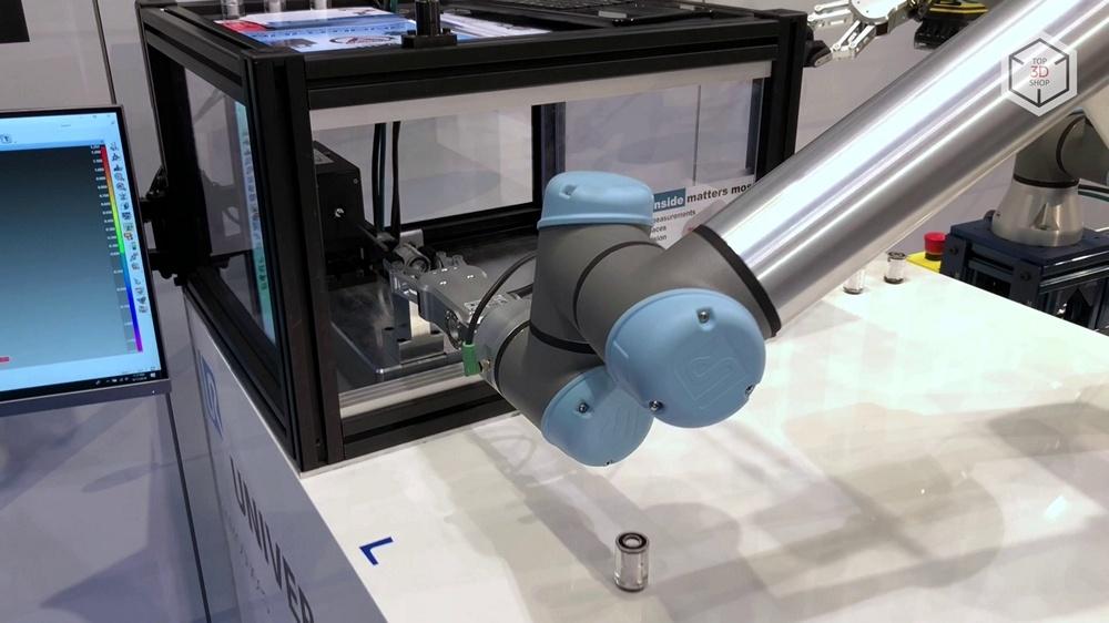 Коллаборативные роботы Universal Robots на выставке IMTS 2018 в Чикаго - 2
