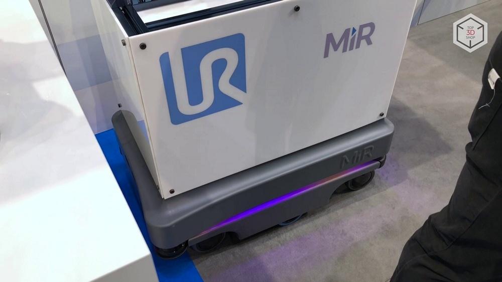 Коллаборативные роботы Universal Robots на выставке IMTS 2018 в Чикаго - 9