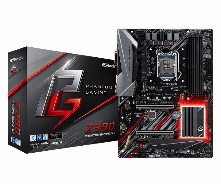 Z390 Phantom Gaming SLI