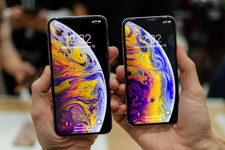 За первую неделю iPhone XS и XS Max заняли 1% рынка смартфонов в США