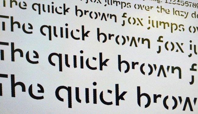 Sans Forgetica: шрифт, который позволяет немного лучше запоминать прочитанное - 1