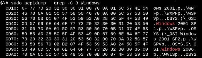 Анализ процесса загрузки ядра Linux - 3