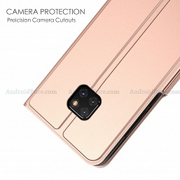 Фотогалерея дня: флагманские смартфоны Huawei Mate 20 и Mate 20 Pro в чехлах до анонса
