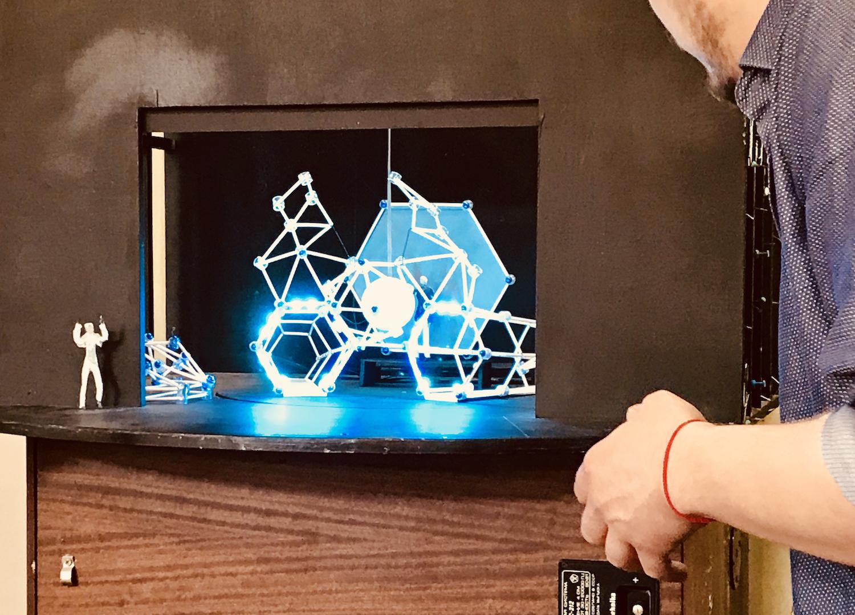 Как соединить Java, Js и графы с искусством, или история о том, как создавался интерактивный театр - 3